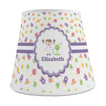 Girls Space Themed Empire Lamp Shade (Personalized)