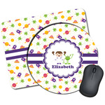 Girls Space Themed Mouse Pads (Personalized)