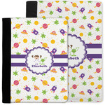 Girls Space Themed Notebook Padfolio w/ Name or Text