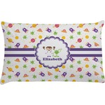 Girls Space Themed Pillow Case (Personalized)