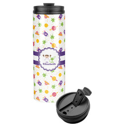 Girls Space Themed Stainless Steel Tumbler (Personalized)