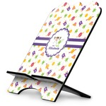 Girls Space Themed Stylized Tablet Stand (Personalized)