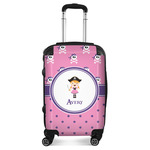 Pink Pirate Suitcase (Personalized)