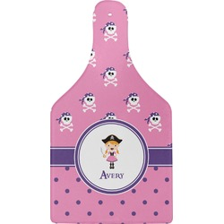 Pink Pirate Cheese Board (Personalized)