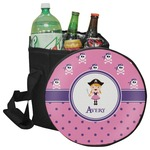 Pink Pirate Collapsible Cooler & Seat (Personalized)