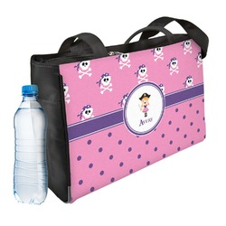 Pink Pirate Ladies Workout Bag (Personalized)