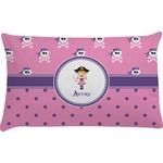 Pink Pirate Pillow Case (Personalized)
