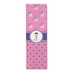 Pink Pirate Runner Rug - 3.66'x8' (Personalized)
