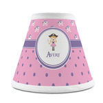 Pink Pirate Chandelier Lamp Shade (Personalized)