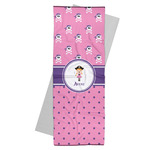 Pink Pirate Yoga Mat Towel (Personalized)