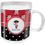Pirate & Dots Acrylic Kids Mug (Personalized)