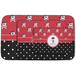 Pirate & Dots Area Rug (Personalized)