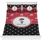 Pirate & Dots Comforters (Personalized)