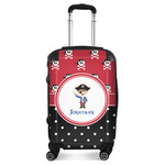 Pirate & Dots Suitcase (Personalized)