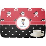 Pirate & Dots Dish Drying Mat (Personalized)
