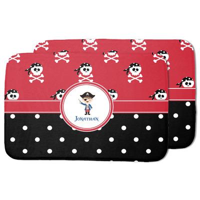 Pirate & Dots Dish Drying Mat (Personalized)