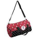 Pirate & Dots Duffel Bag - Multiple Sizes (Personalized)