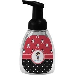 Pirate & Dots Foam Soap Dispenser (Personalized)