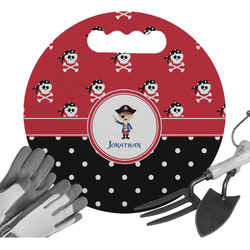 Pirate & Dots Gardening Knee Cushion (Personalized)