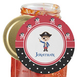 Pirate & Dots Jar Opener (Personalized)
