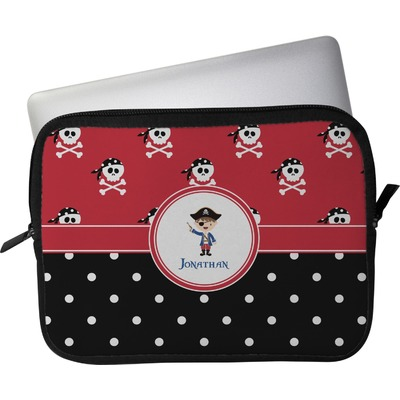 Pirate & Dots Laptop Sleeve / Case - 12