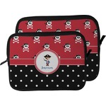 Pirate & Dots Laptop Sleeve / Case (Personalized)