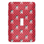 Pirate & Dots Light Switch Covers (Personalized)