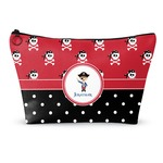 Pirate & Dots Makeup Bags (Personalized)