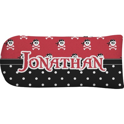Pirate & Dots Putter Cover (Personalized)