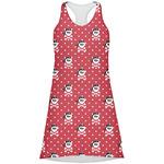 Pirate & Dots Racerback Dress (Personalized)