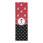 Pirate & Dots Runner Rug - 3.66'x8' (Personalized)