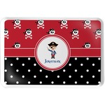 Pirate & Dots Serving Tray (Personalized)