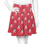Pirate & Dots Skater Skirt (Personalized)