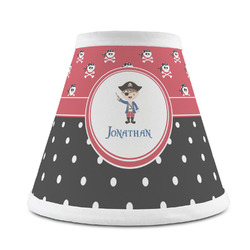 Pirate & Dots Chandelier Lamp Shade (Personalized)