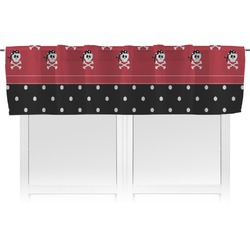Pirate & Dots Valance (Personalized)