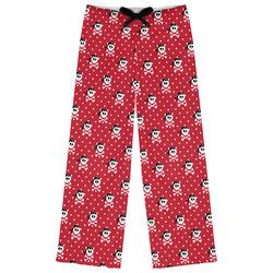 Pirate & Dots Womens Pajama Pants (Personalized)
