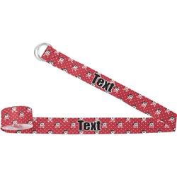 Pirate & Dots Yoga Strap (Personalized)