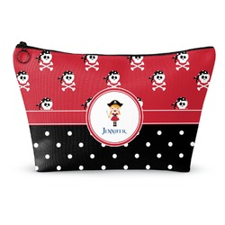 Girl's Pirate & Dots Makeup Bags (Personalized)