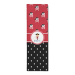 Girl's Pirate & Dots Runner Rug - 3.66'x8' (Personalized)