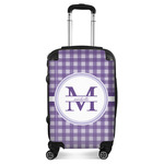 Gingham Print Suitcase (Personalized)