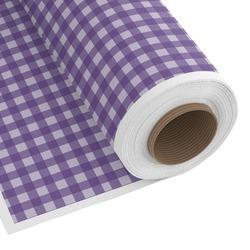 Gingham Print Custom Fabric - PIMA Combed Cotton (Personalized)