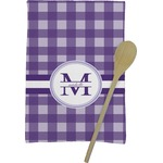 Gingham Print Kitchen Towel - Full Print (Personalized)