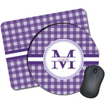 Gingham Print Mouse Pads (Personalized)