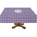 Gingham Print Tablecloth (Personalized)