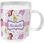 Princess Print Acrylic Kids Mug (Personalized)