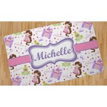 Princess Print Area Rug (Personalized)