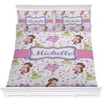 Princess Print Comforter Set (Personalized)