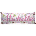 Princess Print Body Pillow Case (Personalized)