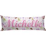 Princess Print Body Pillow Case (Personalized)