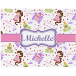 Princess Print Placemat (Fabric) (Personalized)